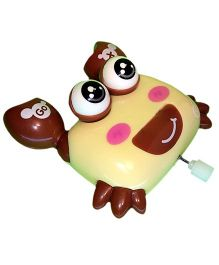 Mamaboo Wind Up Bath Toys Crab - Brown
