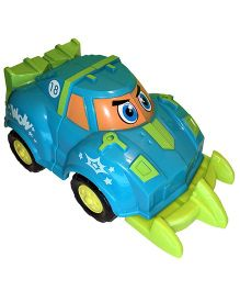 Mamaboo Pull N Race Crash Cars - Blue