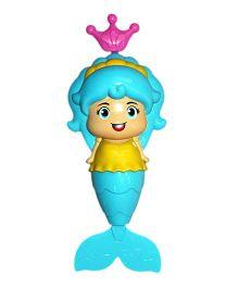 Mamaboo Wind Up Bath Toys Mermaid - Green Yellow