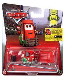 Disney Pixar Cars Alex Machino - Red