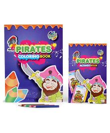 Chitra Pirates Activity & Colouring Book