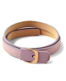Milonee Stylish Belt - Mauve