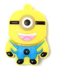 EZ Life Fancy Flash Drive 32GB - Yellow
