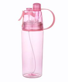 EZ Life Sports Spray Water Bottle - Pink