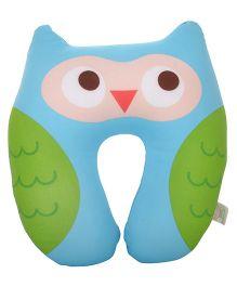 EZ Life Kids Travel Neck Pillow - Blue & Green