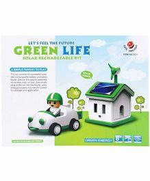 Smiles Creation Green Life Solar Kit - Green