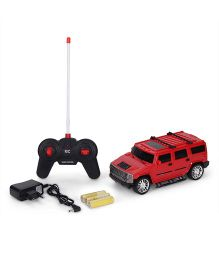 Smiles Creations Gold Collection Remote Control Car - Red