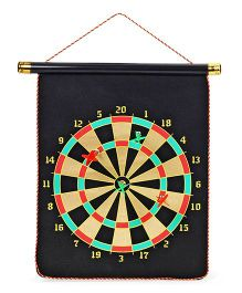 Smiles Creation Magnetic Dart Board - Black
