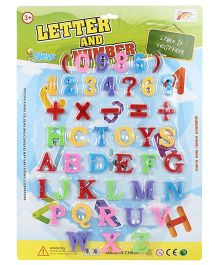 Smiles Creation Numbers And Letters Set