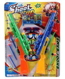 Smiles Creation Shoot Gun Set - Multi Color
