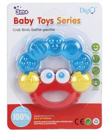 Smiles Creation Teether Toy (Color May Vary)