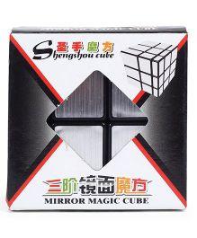 Smiles Creation Mirror Magic Cube Toy - Grey