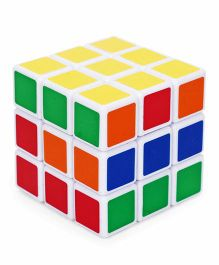 Smiles Creation Colorful Magic Cube - Multicolor