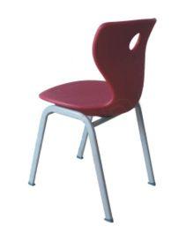 Gro Kids Supremo Plastic Chair - Purple