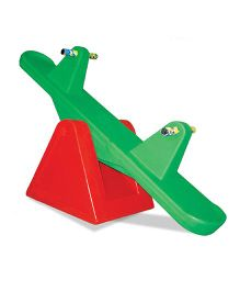 Gro Kids Fun Tetter Totter - Green Red