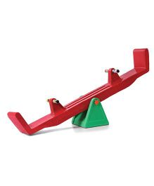 Gro Kids Fun Tetter Totter Junior - Green Red