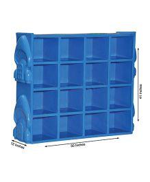 Gro Kids Storage Shelf - Blue