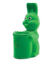 Gro Kids Rabbit Bin - Green