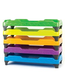 Gro Kids Deluxe Bed - Multicolor