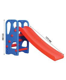 Gro Kids Super Senior Slide - Blue Red