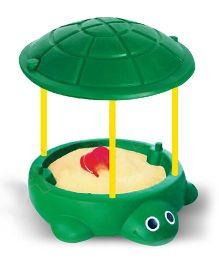 Gro Kids Sand Pit - Green
