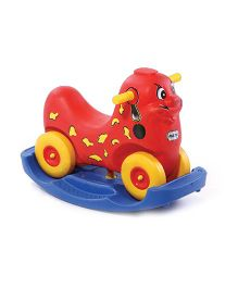 Gro Kids Humpy Rock and Scott Rocker - Blue Red