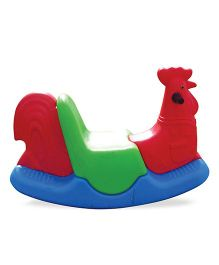 Gro Kids Kukoo Ride On Rocker - Multicolor