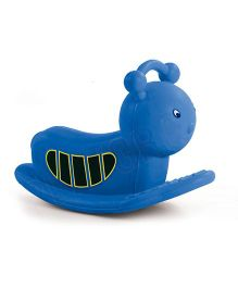 Gro Kids Bug Bee Ride On Rocker - Blue