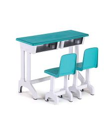 Gro Kids Champion Desk - Blue