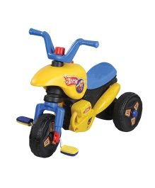 Gro Kids Tricycle - Blue Yellow