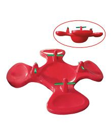 Gro Kids 4 Way Tetter Totter - Red