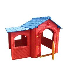 Gro Kids My Dream House - Red Blue