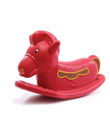 Gro Kids Horse Ride On Rocker - Red