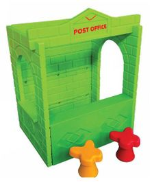 Gro Kids Post Office Role Play House - Green