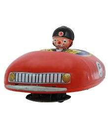 Welby Bumper Car Toy - Red