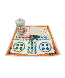 Welby Classic Ludo Game - Multicolor