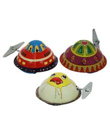Welby Mystery Creater Wind Up Toys - Pack Of 3