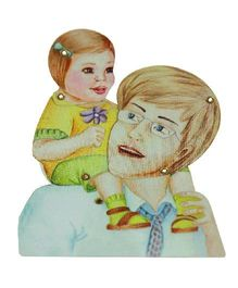 Welby Fun Time Figure - Multicolor