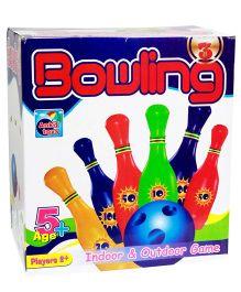 Ankit Toys Bowling Set No 3 - Multicolor