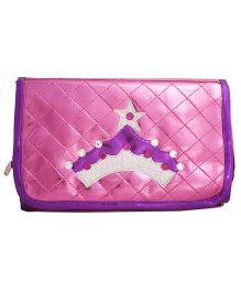 Li'll Pumpkins Princess Crown Bag - Pink