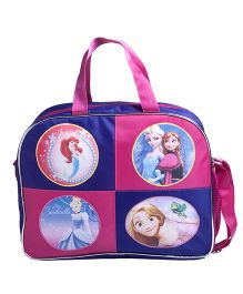 Li'll Pumpkins Princess Kids Bag - Blue