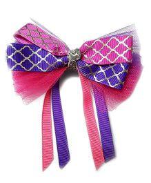 Reyas Accessories Hair Bow - Multicolour
