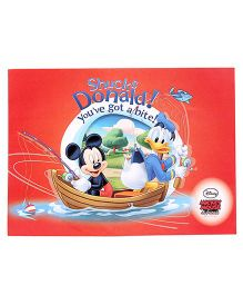 Disney Mickey Mouse And Friends Theme Sticker - Multicolor