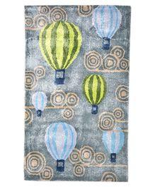 Myrugs French Balloons Handmade Carpet - Light Grey