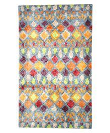 Myrugs Diamond Handmade Carpet - Multicolour