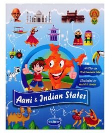 Navneet Aani And Indian States English - 32 Pages