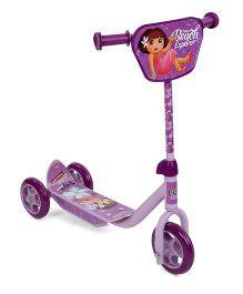 Dora Three Wheeler Scooter Purple - VIA001