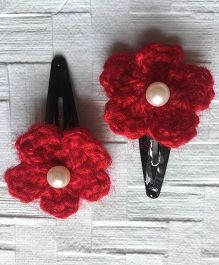 Buttercup From KnittingNani Tic Tacs With Pearls - Red