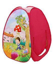 Playhood Picnic Hut Pop Up Tent - Pink
