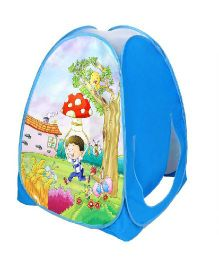 Playhood Picnic Hut Pop Up Tent - Blue